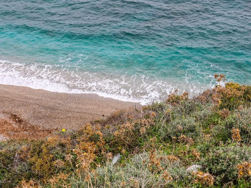 La plage de Skiathos