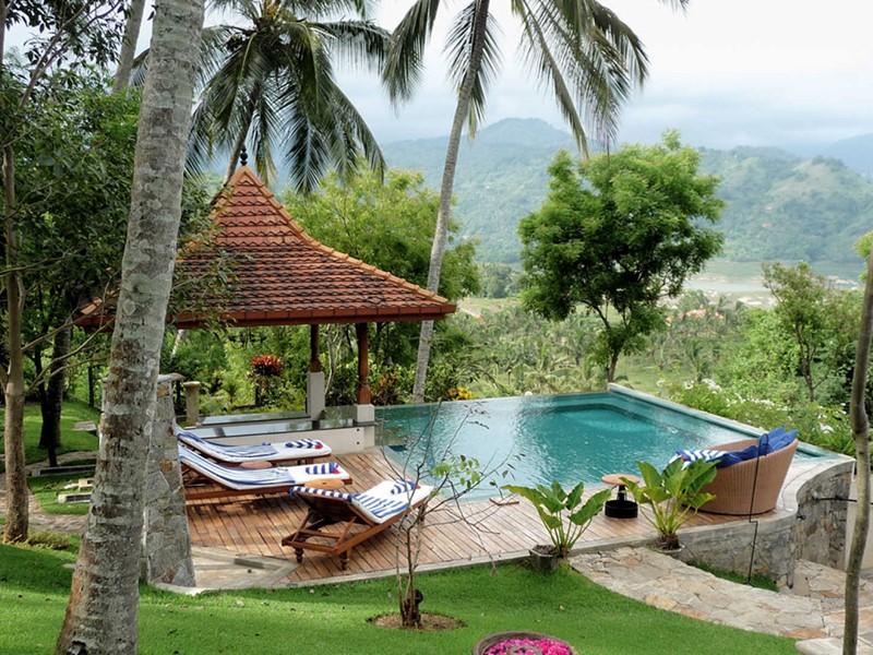 Hôtel Clingendael, piscine & extérieurs
