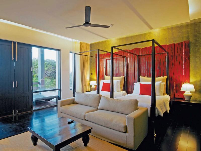Hôtel Jetwing Yala, Chambre