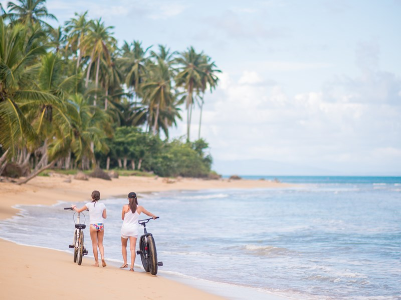 Profitez des activités sur la plage