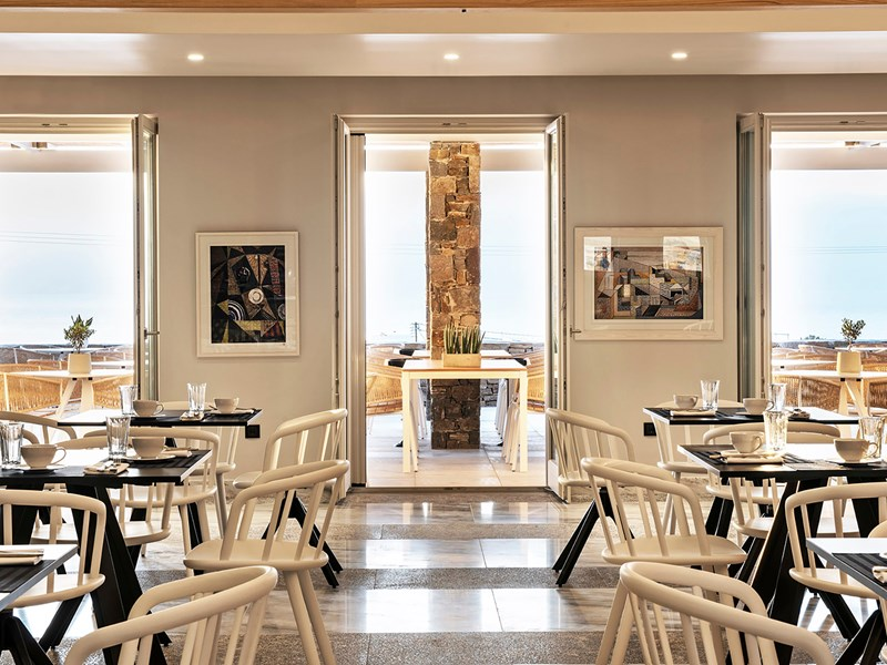 Le Gaia Restaurant