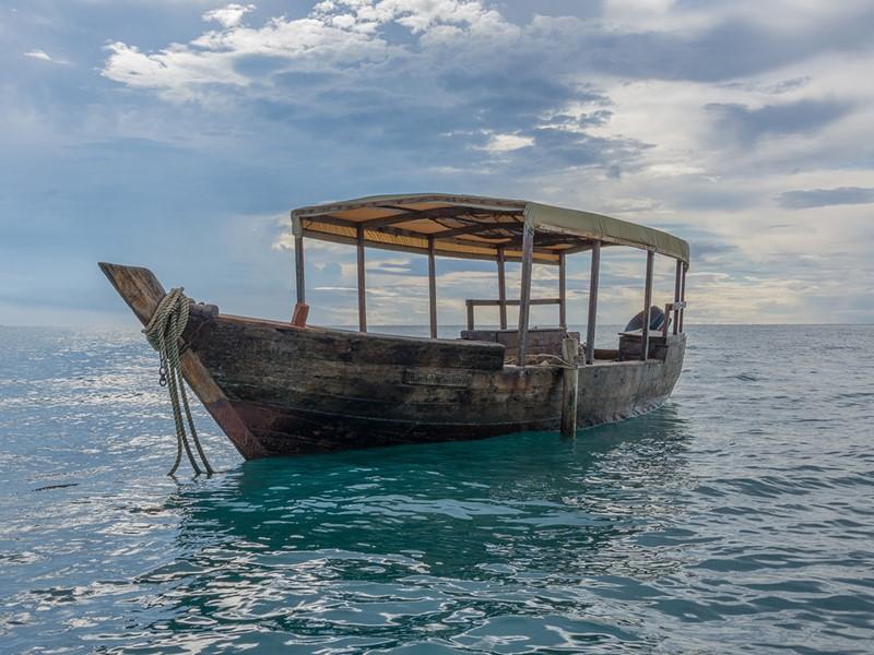 Balade sur les eaux turquoise