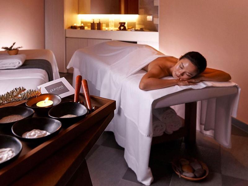 Profitez des somptueux soins du spa du Swissotel Merchant Court