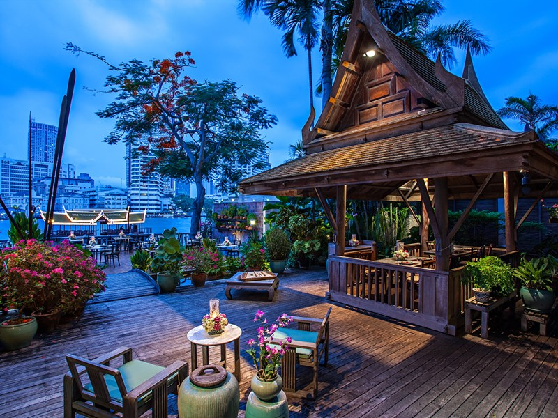 The Péninsula Bangkok, bien plus qu'un simple hôtel