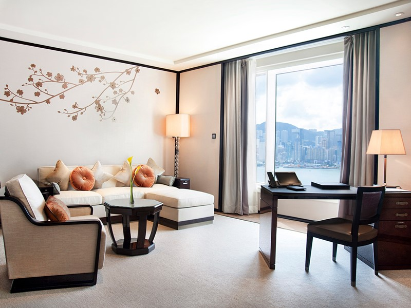 Des suites luxueuses au design contemporain