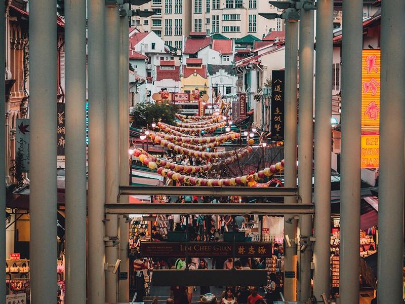 Chinatown, dépaysement total dans ce quartier authentique