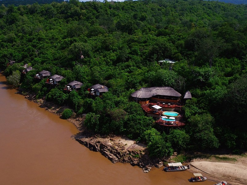 Le Serena Mivumo River Lodge
