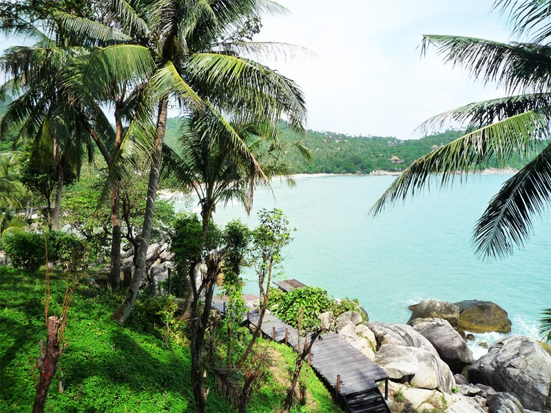 Koh Phangan, entre verdure & plages