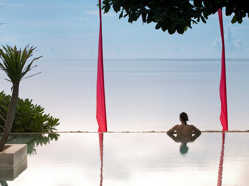 Hôtel Anantara Rosananda, entre plage & piscine