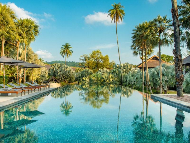 The Slate Phuket, un resort idéal pour les familles