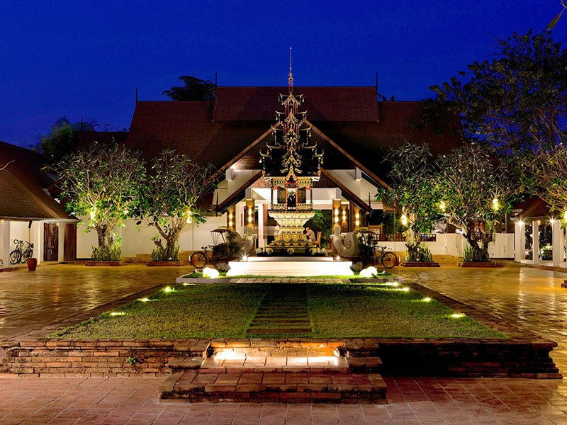 Vue du Legend Chiang Rai Boutique River Resort