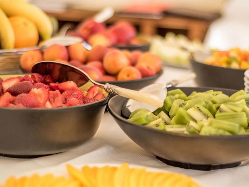 Dégustez des fruits frais