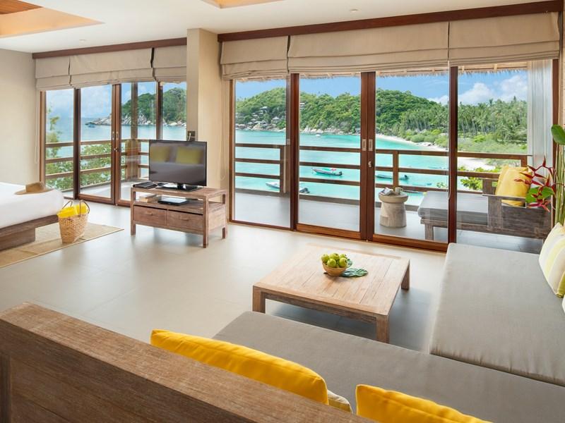 Beach Balcony Penthouse
