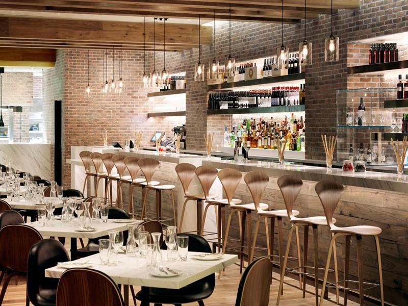 Le restaurant D.O.C.G de l'hôtel The Cosmopolitan of Las Vegas