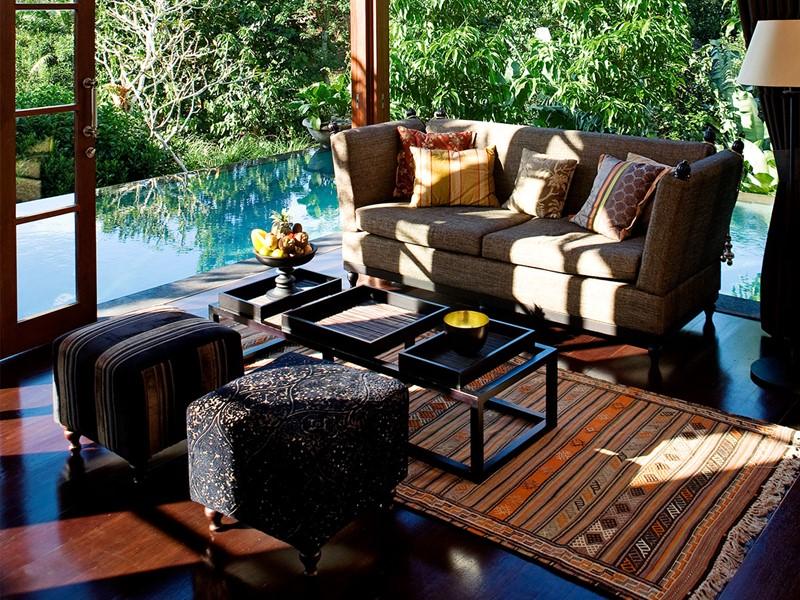 Two Bedroom Pool Villa de l'hôtel The Damai