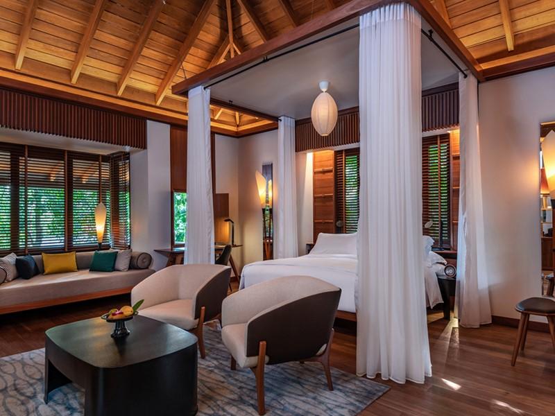 Rainforest Villa de l'hôtel The Datai Langkawi