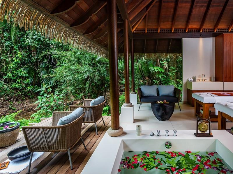 Le spa de l'hôtel 5 étoiles The Datai Langkawi