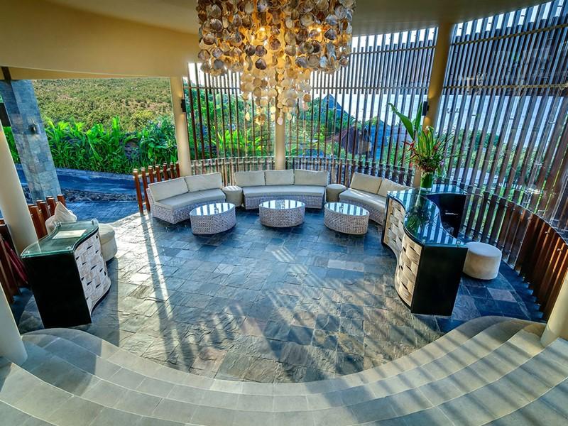 Lobby de l'hôtel The Griya Villas and Spa à Bali