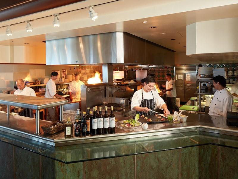 Le restaurant Hoku's du Kahala est classé parmi les meilleurs d'Hawaii