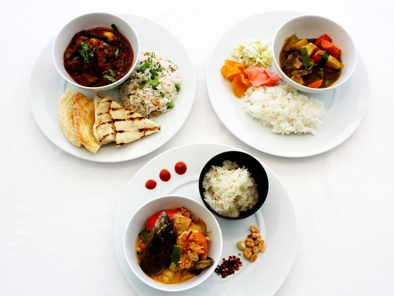 Dégustez une délicieuse cuisine fusion aux saveurs d'Hawaii au Kahala