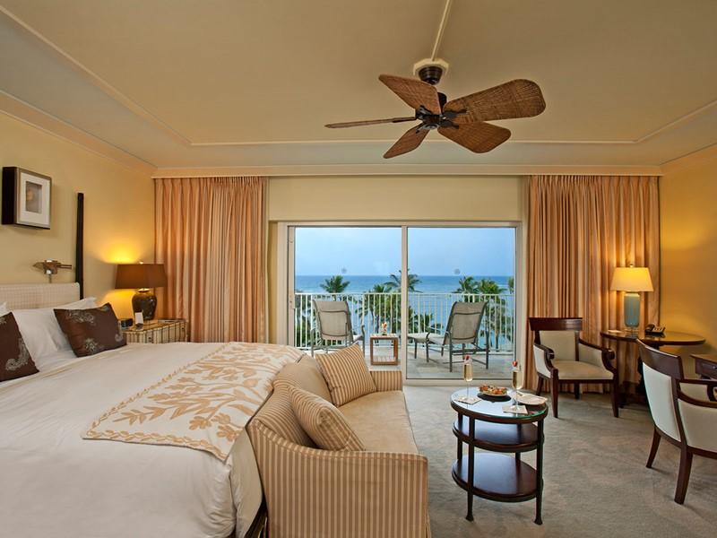 Ocean Front Lanai du Kahala Hotel à Hawaii