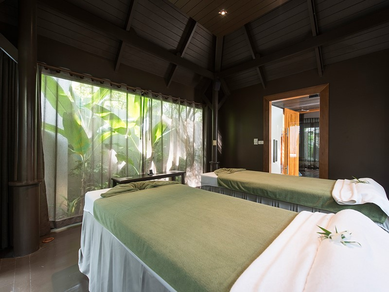 Le spa de l'hôtel Layana Resort and Spa en Thailande