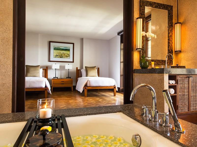 The Seminyak Suite de l'hôtel The Legian à Bali