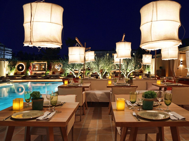 Le restaurant Malabar