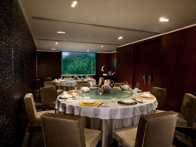 Le restaurant Cuisine Cuisine de l'hôtel The Mira