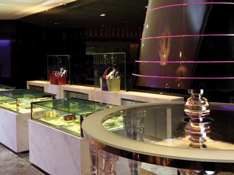 COCO Pâtisserie de l'hôtel The Mira en Chine
