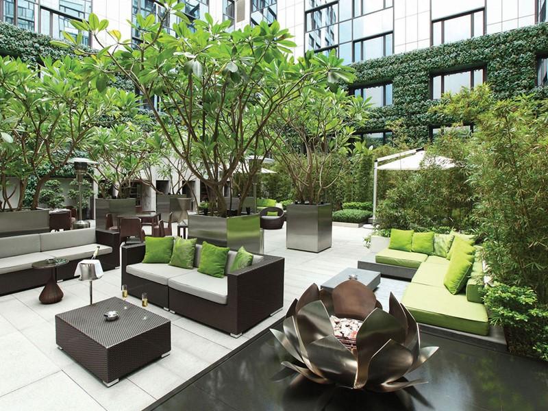 Vibes Lounge de l'hôtel The Mira en Chine