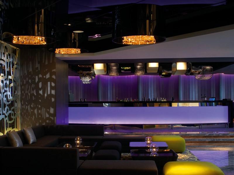 Room One Bar de l'hôtel The Mira à Hong Kong