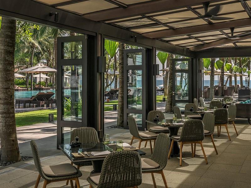 Le restaurant Lá Sen
