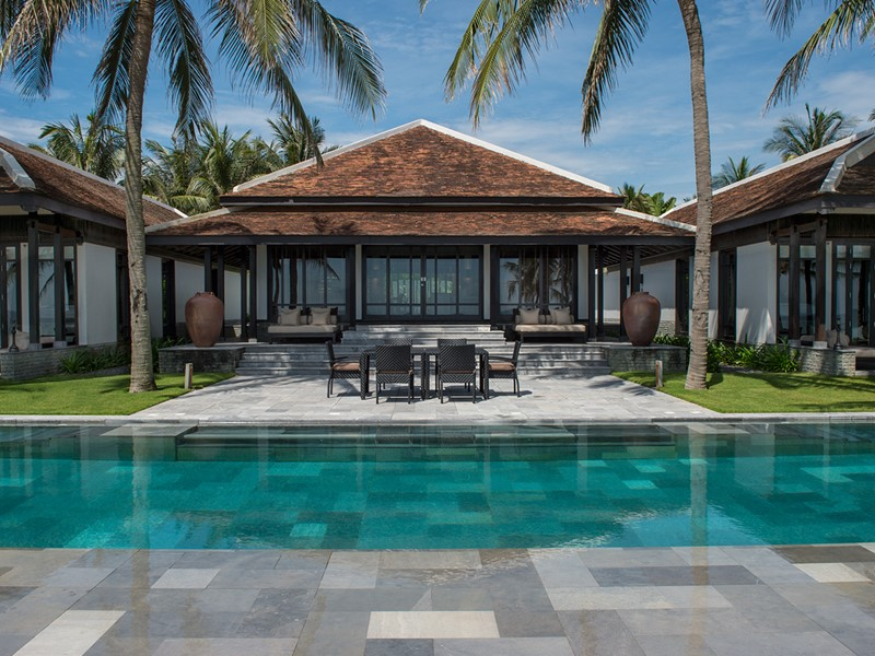 Three-Bedroom Ocean-View Pool Villa
