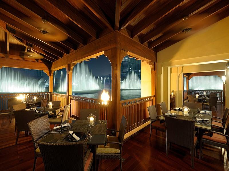 Restaurant Thiptara Terrace