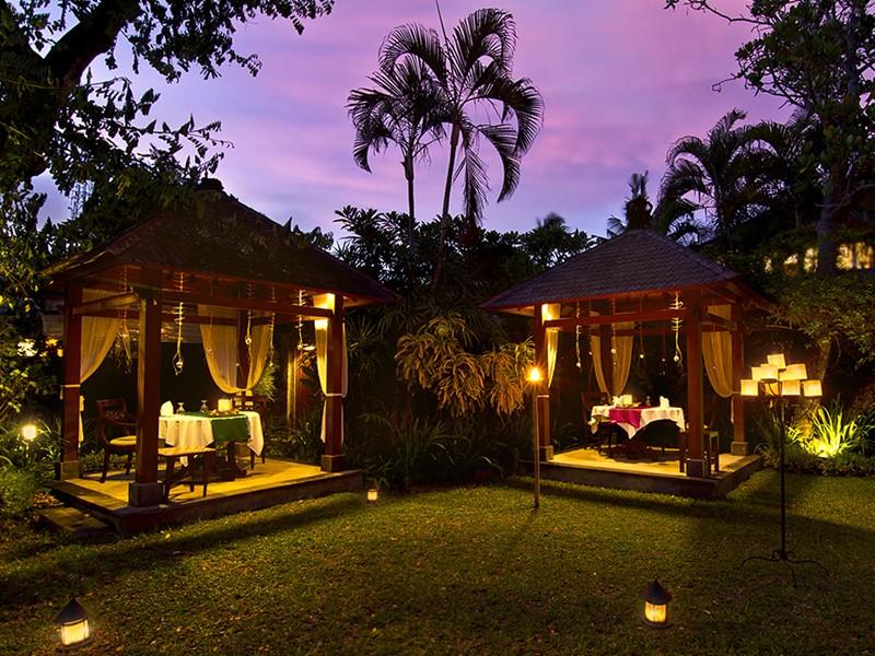 Autre vue du restaurant JAHE de l'hôtel The Pavilions