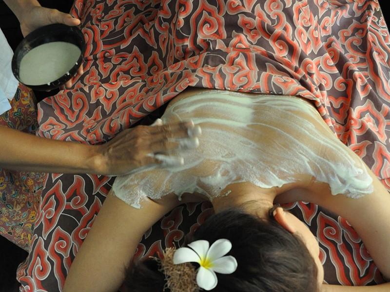 Soins du corps à l'hôtel The Pavilions à Bali