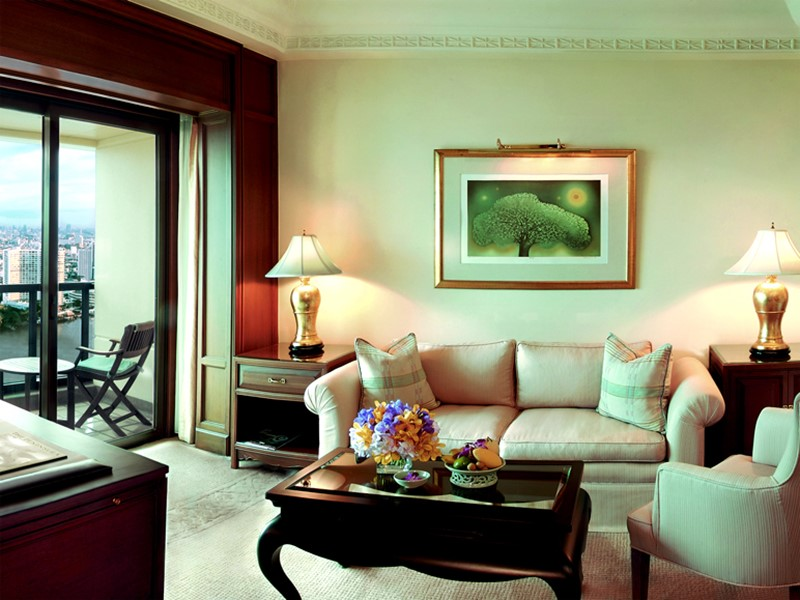 Grand Balcony Room