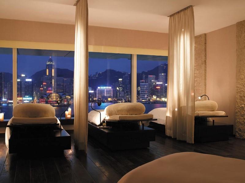Peninsula Spa de l'hôtel 5 étoiles Peninsula à Hong Kong