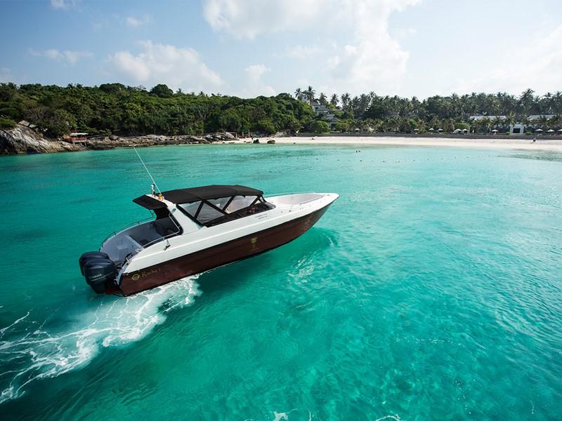 Speed Boat du Racha situé à Phuket