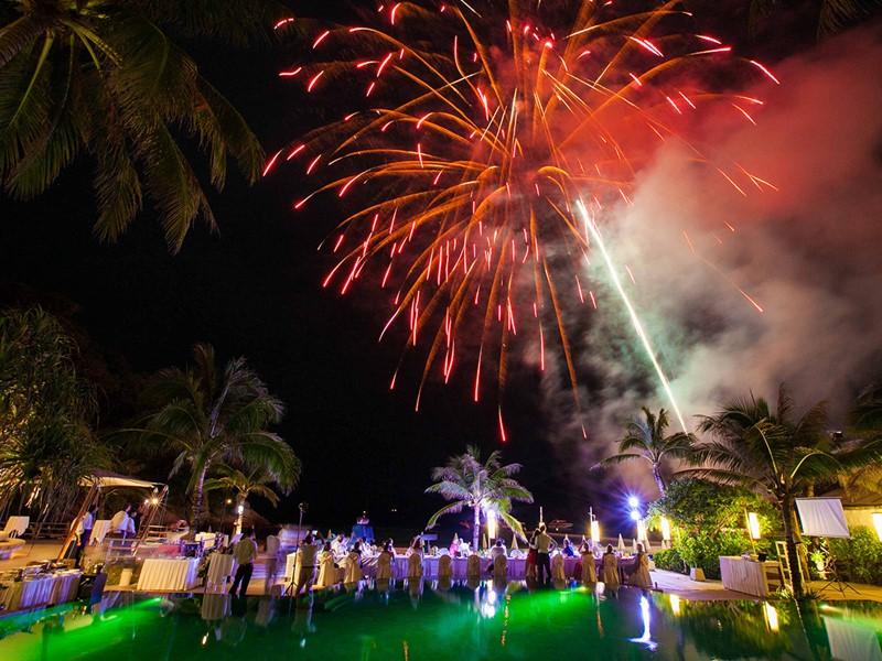 Mariage à l'hôtel The Racha en Thailande
