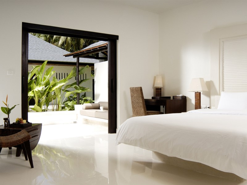 Deluxe Villa de l'hôtel The Racha à Phuket