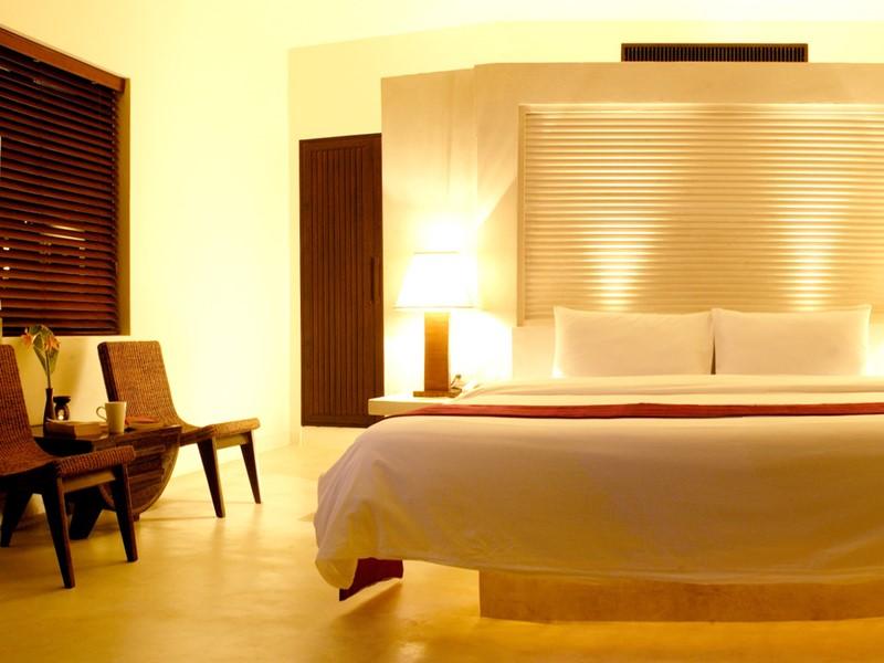 Grand Deluxe Villa de l'hôtel The Racha à Phuket