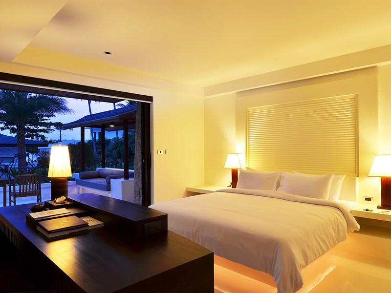 Spa Pool Suite de l'hôtel The Racha à Phuket