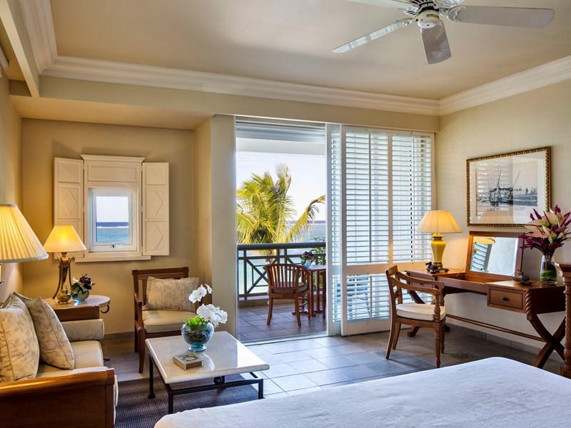 Colonial Ocean Front Room