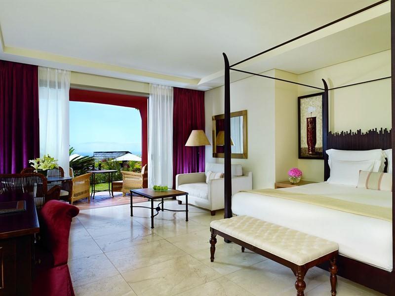 Villa Deluxe Abama de l'hôtel The Ritz-Carlton