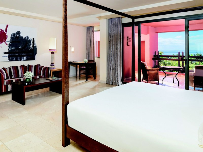 Junior Suite de l'hôtel The Ritz-Carlton Abama