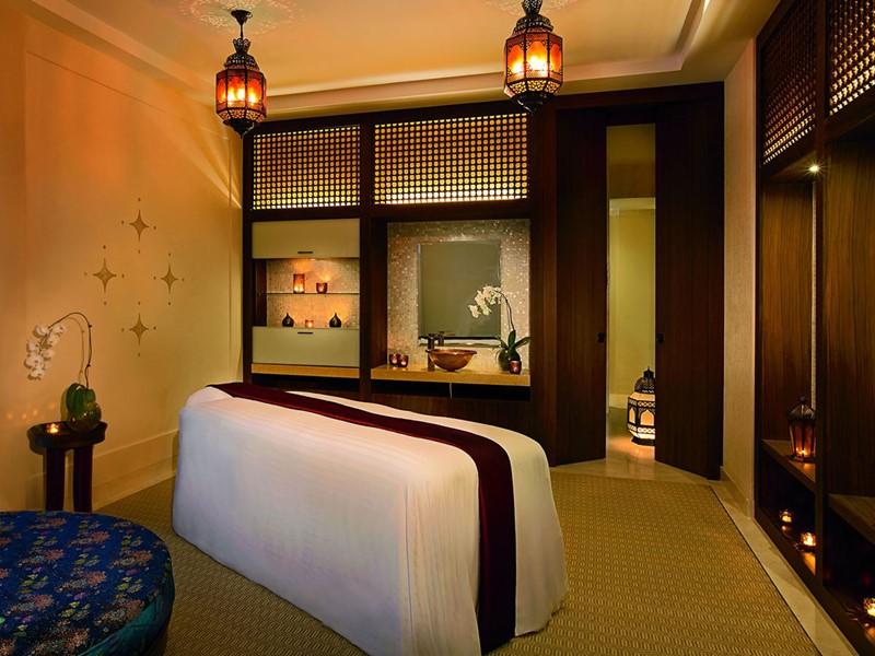Le spa de l'hôtel 5 étoiles Ritz Carlton