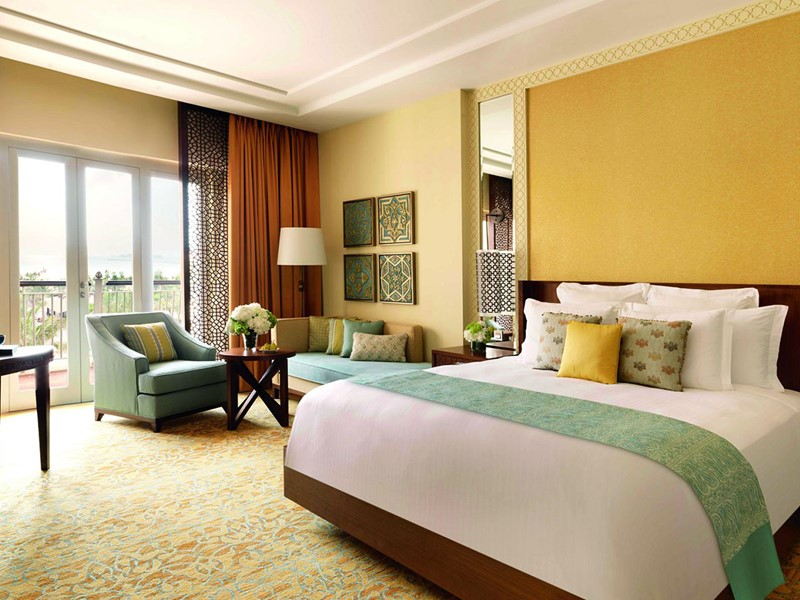Deluxe Room du Ritz Carlton à Dubai
