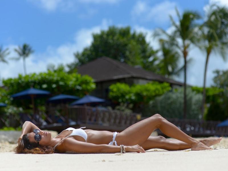 Détente sous le soleil de la Barbade